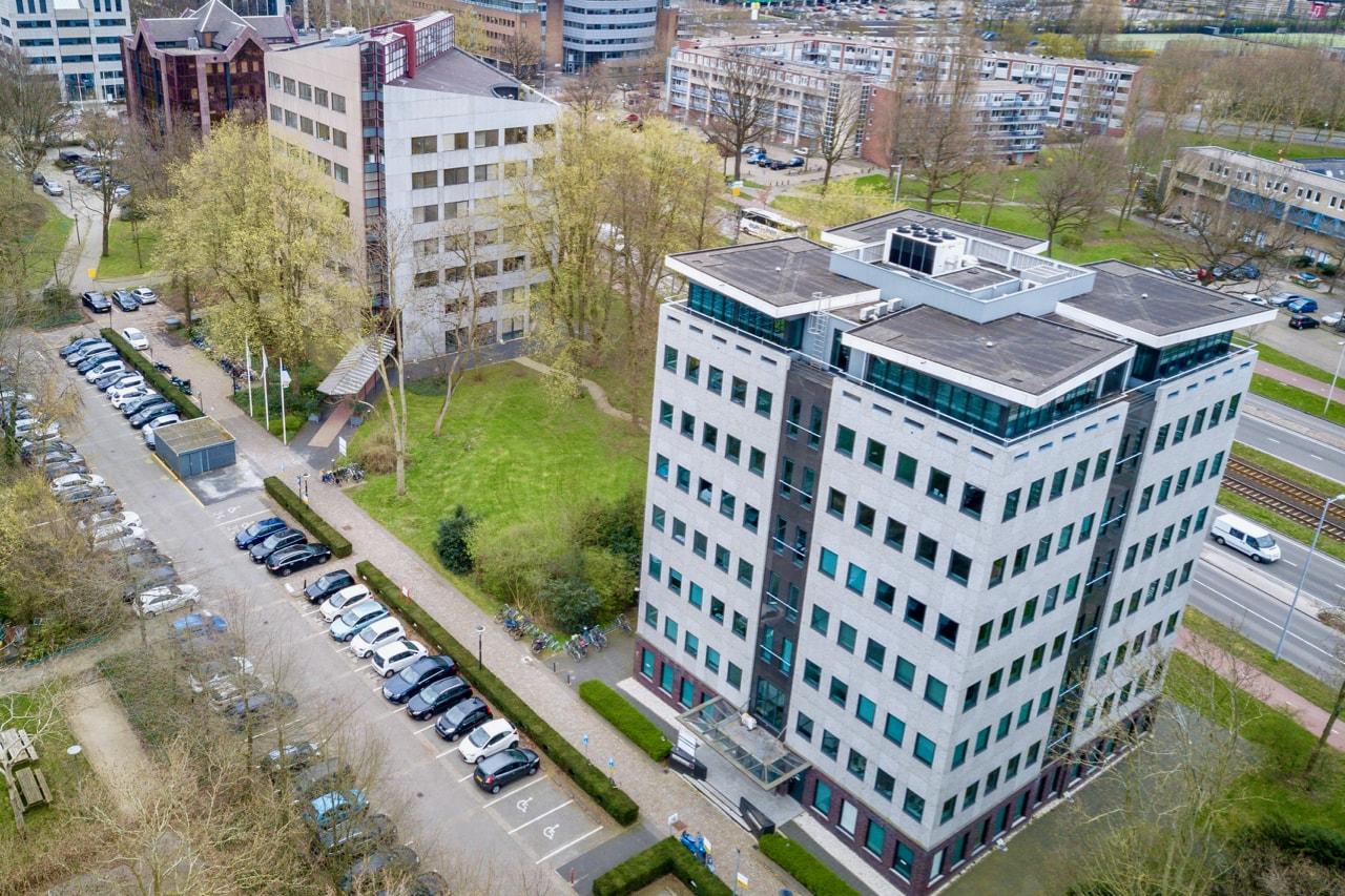 Utrecht buildings